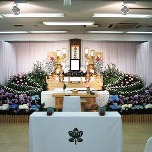 サービス紹介 葬儀装飾